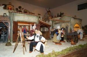 Musée Santons Truffier Douzon
