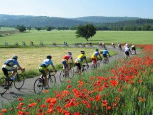 Cyclosport à Gréoux-les-Bains
