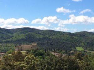 Le Chateau de Gréoux les Bains